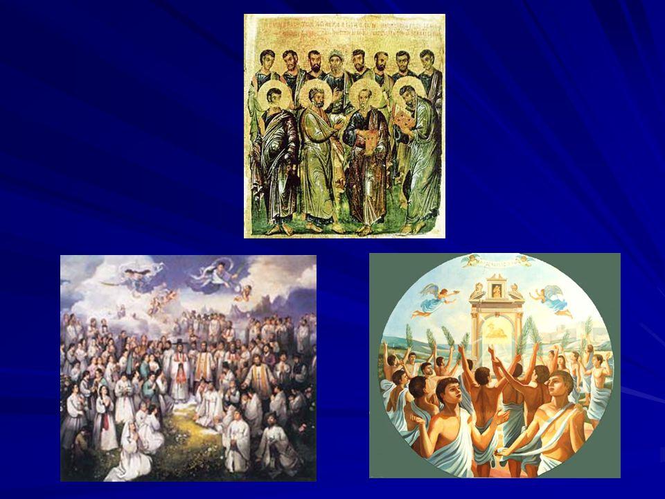 le voci dei profeti si uniscono nella tua lode; la santa Chiesa proclama la tua gloria, adora il tuo unico Figlio, e lo Spirito Santo Paraclito.