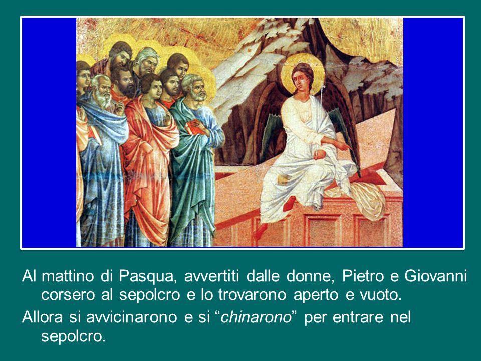Con la sua morte e risurrezione Gesù indica a tutti la via della vita e della felicità: questa via è l'umiltà, che comporta l'umiliazione.