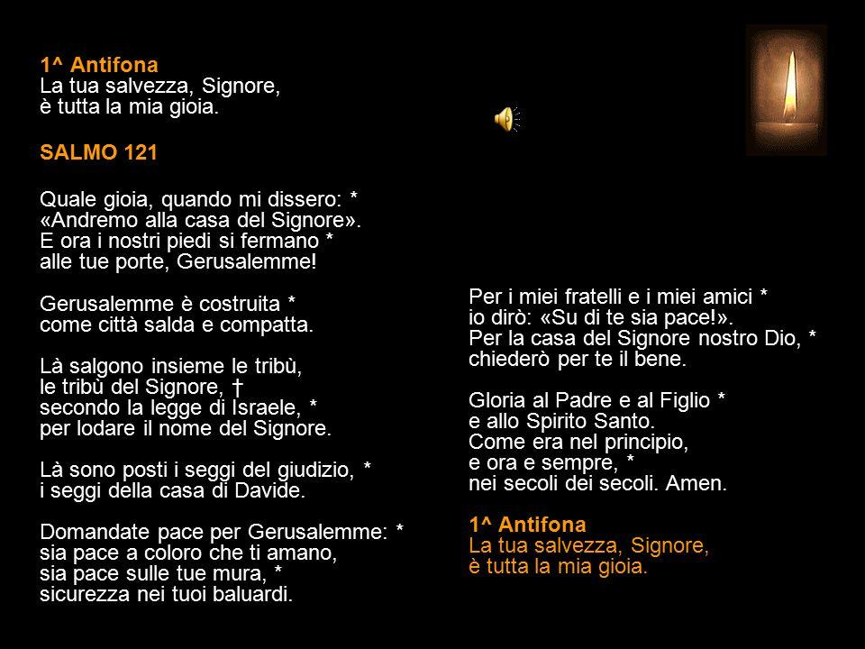23 LUGLIO 2015 GIOVEDÌ SANTA BRIGIDA DI SVEZIA Religiosa, compatrona d Europa VESPRI V.