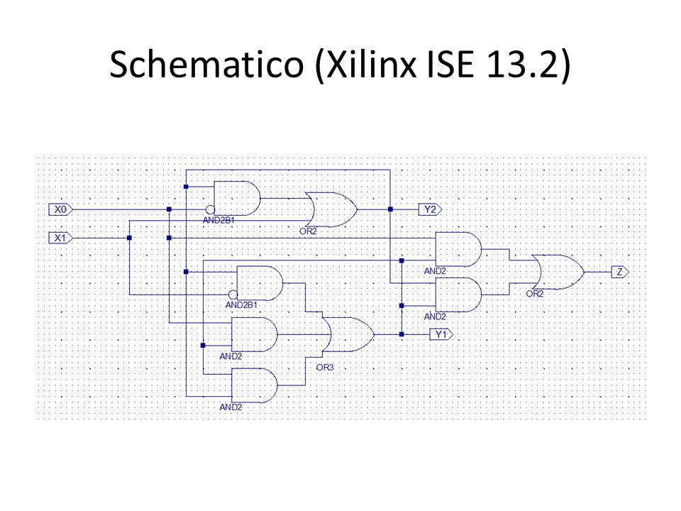 Schematico (Xilinx ISE 13.2)