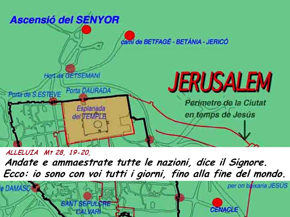 Eb 9,24-28; 10,19-23 Cristo non è entrato in un santuario fatto da mani d'uomo, figura di quello vero, ma nel cielo stesso, allo scopo di presentarsi