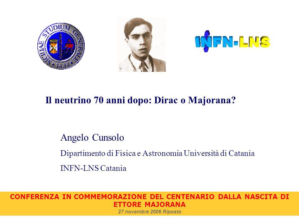 E.Majorana 2006