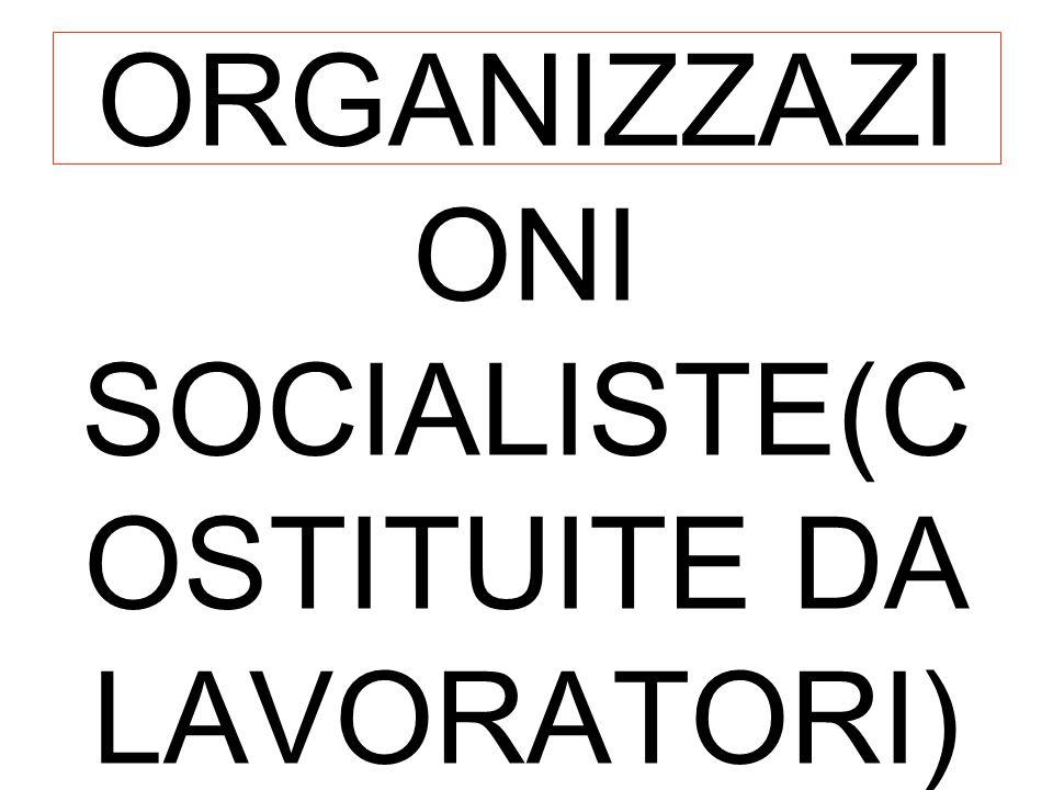 L'ALTRA ITALIA PERMANE LO STATO DI MISERIA DELLA MAGIORANZA DEGLI ITALIANI. CONSEGUENZ E: EMIGRAZIONE E PROTESTE GUIDATE DALLE ORGANIZZAZI ONI SOCIALI