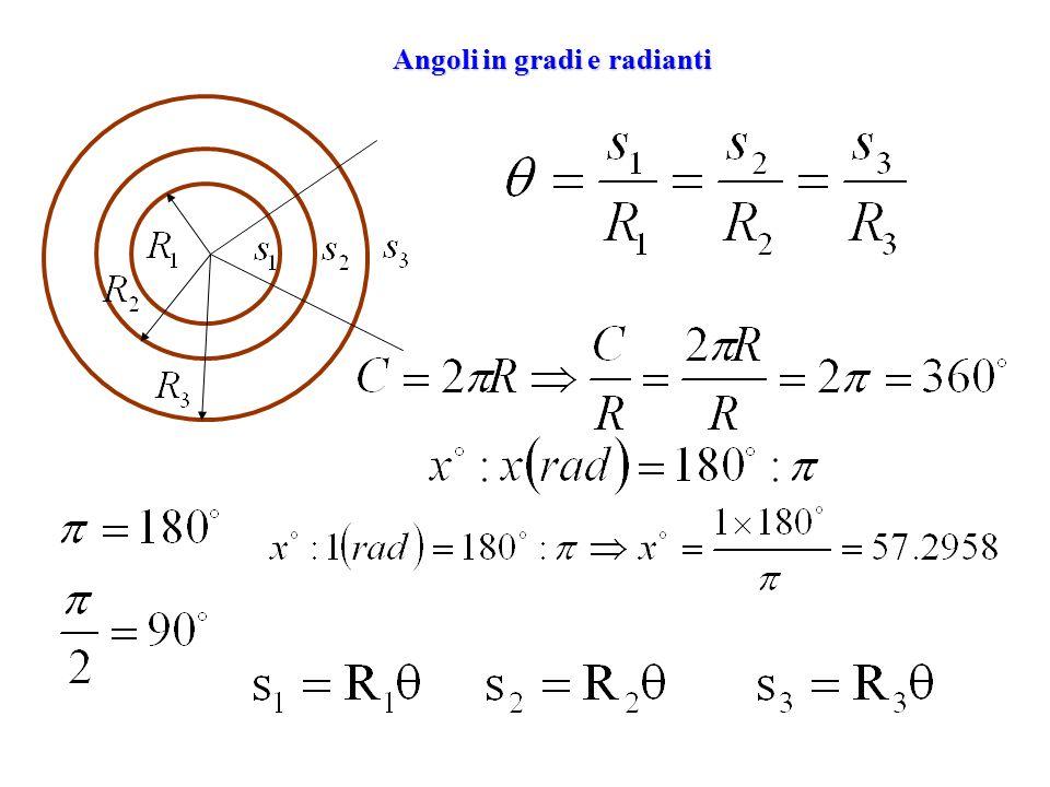 velocità angolare x y