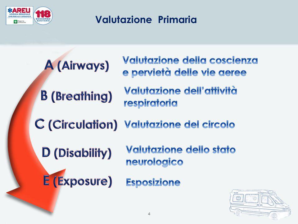 4 Valutazione Primaria