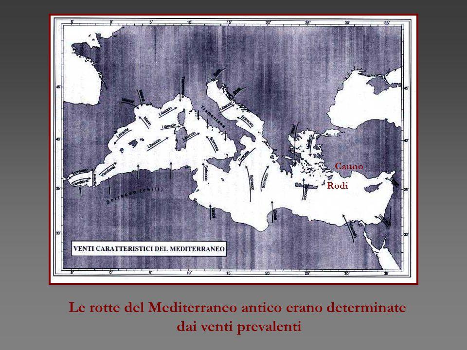 Madrague de Giens (Francia).Relitto del I sec. a.C.