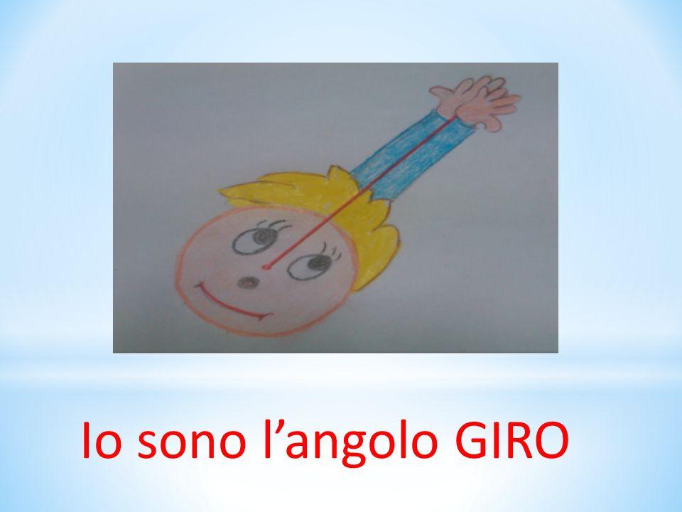 Io sono l'angolo GIRO