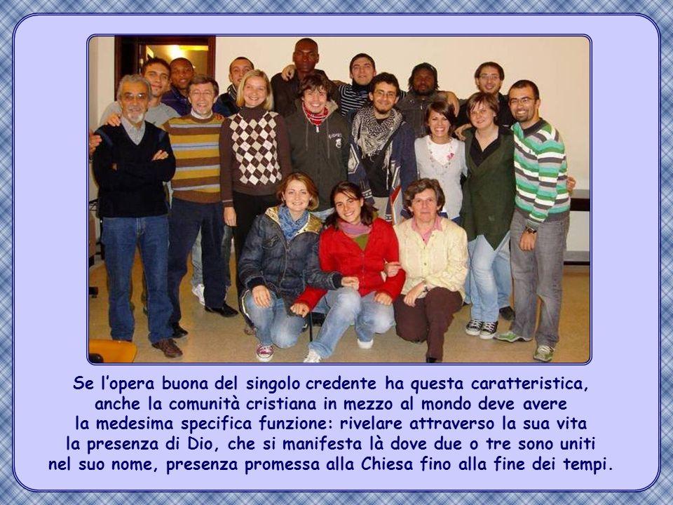 Parola di Vita Dicembre 2009