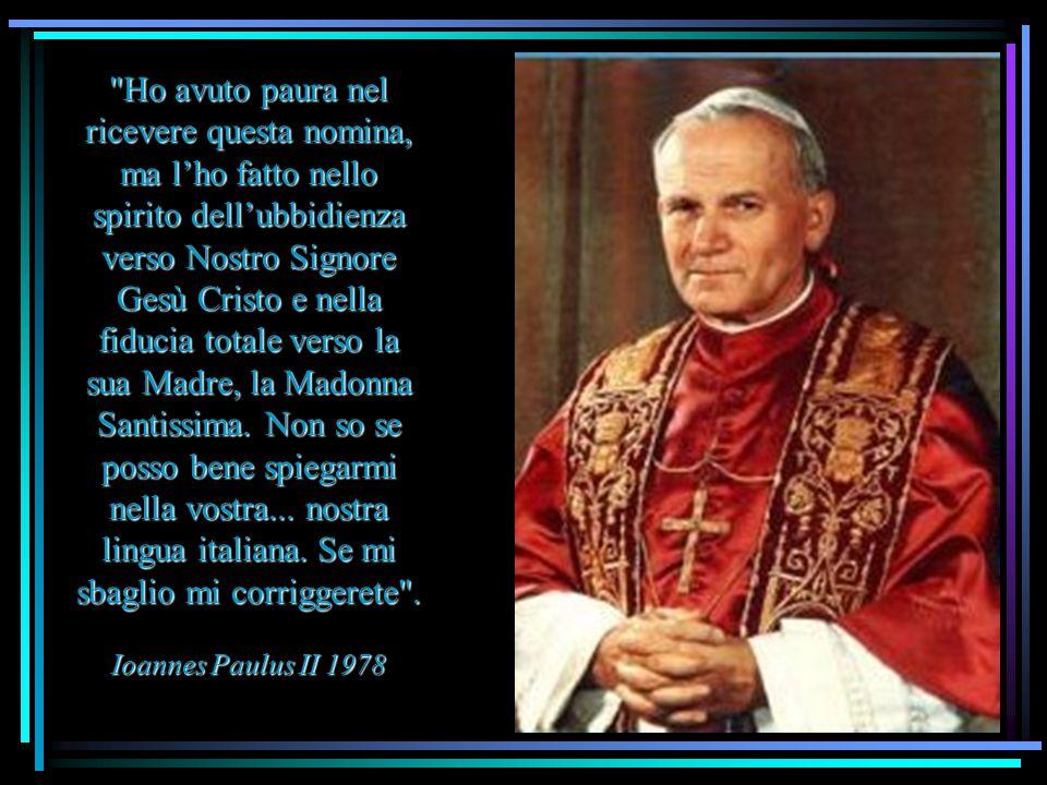 PREGHIERA PER IMPLORARE GRAZIE PER L INTERCESSIONE DEL SERVO DI DIO IL PAPA GIOVANNI PAOLO II