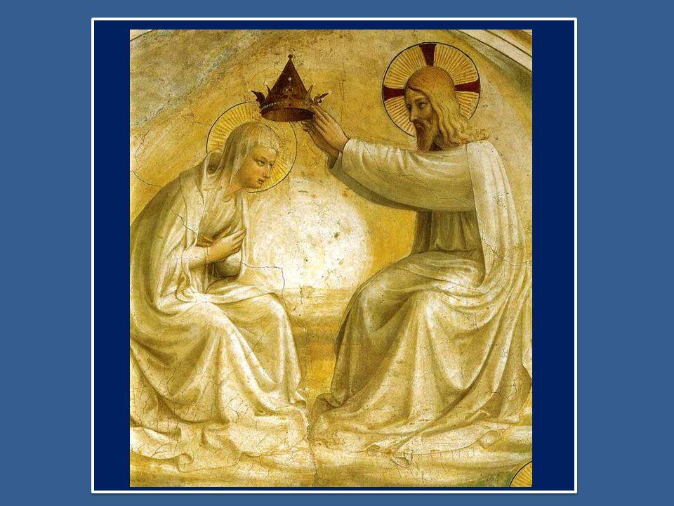 Otto giorni dopo la solennità della sua Assunzione al Cielo, la liturgia ci invita a venerare la Beata Vergine Maria col titolo di Regina .