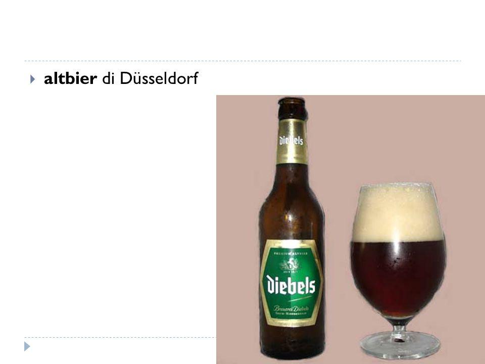  altbier di Düsseldorf