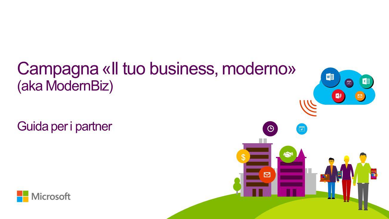 Panoramica: Cresci in modo efficiente 12 Panoramica delle soluzioni Cresci in modo efficiente Microsoft può aiutare le PMI ad adeguarsi al cambiamento degli ambienti aziendali sfruttando in modo più agile ed efficiente le risorse che hanno già a disposizione.