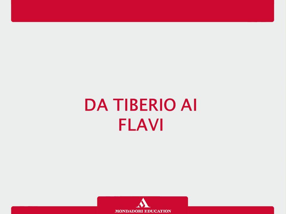 DA TIBERIO AI FLAVI
