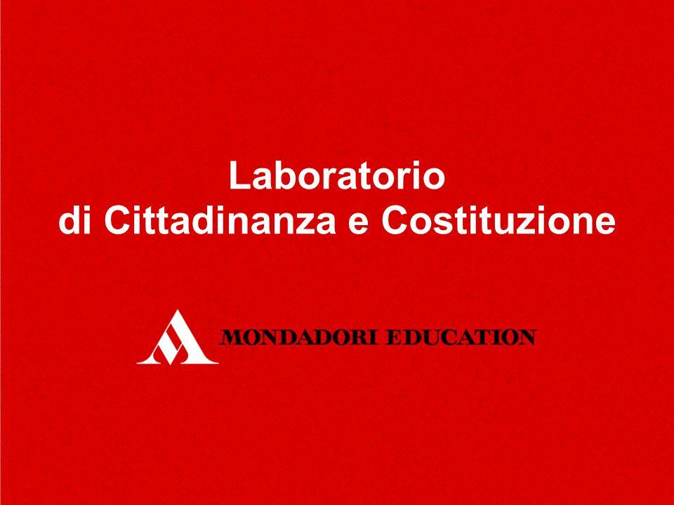 Laboratorio di Cittadinanza e Costituzione