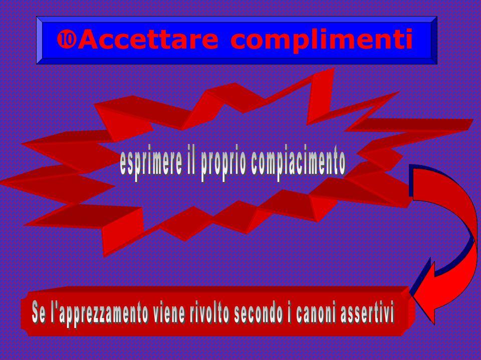 Complimento assertivo