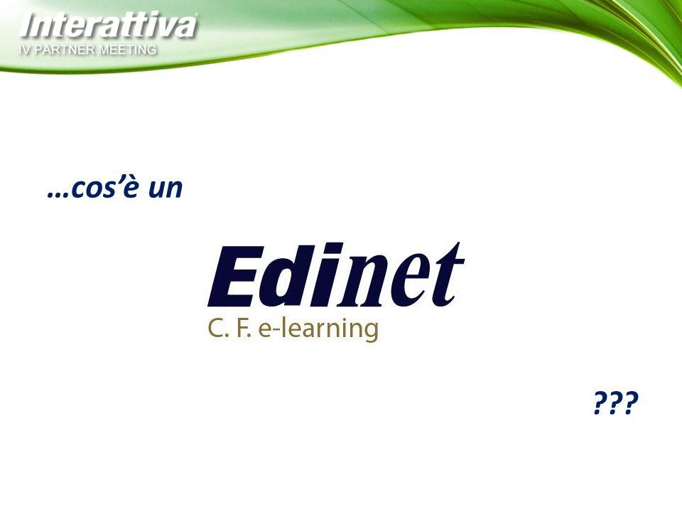 La risposta è scritta nel nome: Educational Interattiva Network