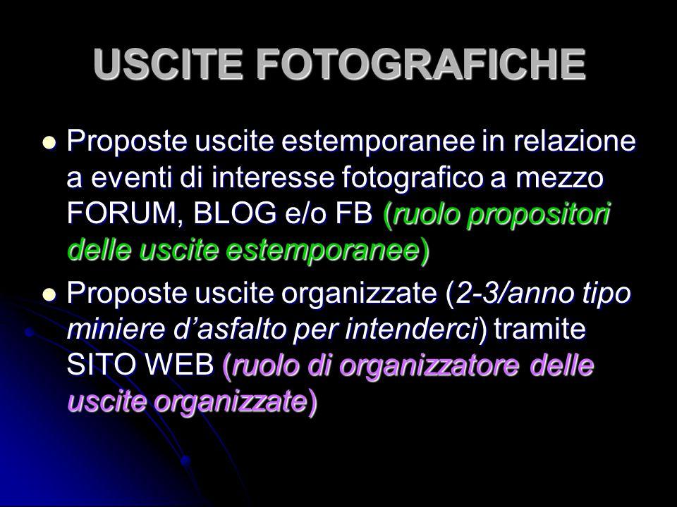 MOSTRE FOTOFRAFICHE Riduzione di tali iniziative rispetto al 2011- 2012 Riduzione di tali iniziative rispetto al 2011- 2012 Mostra fotografica Fotoblitz 2012 Mostra fotografica Fotoblitz 2012