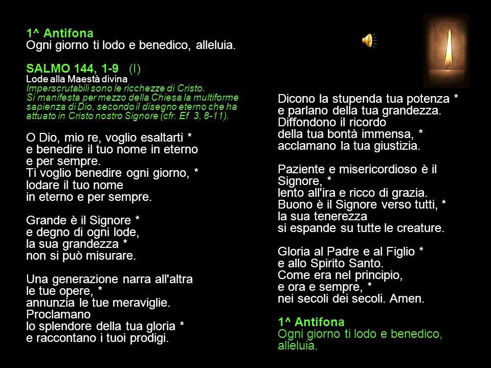 Inno Splende nel giorno ottavo l era nuova del mondo, consacrata da Cristo, primizia dei risorti.