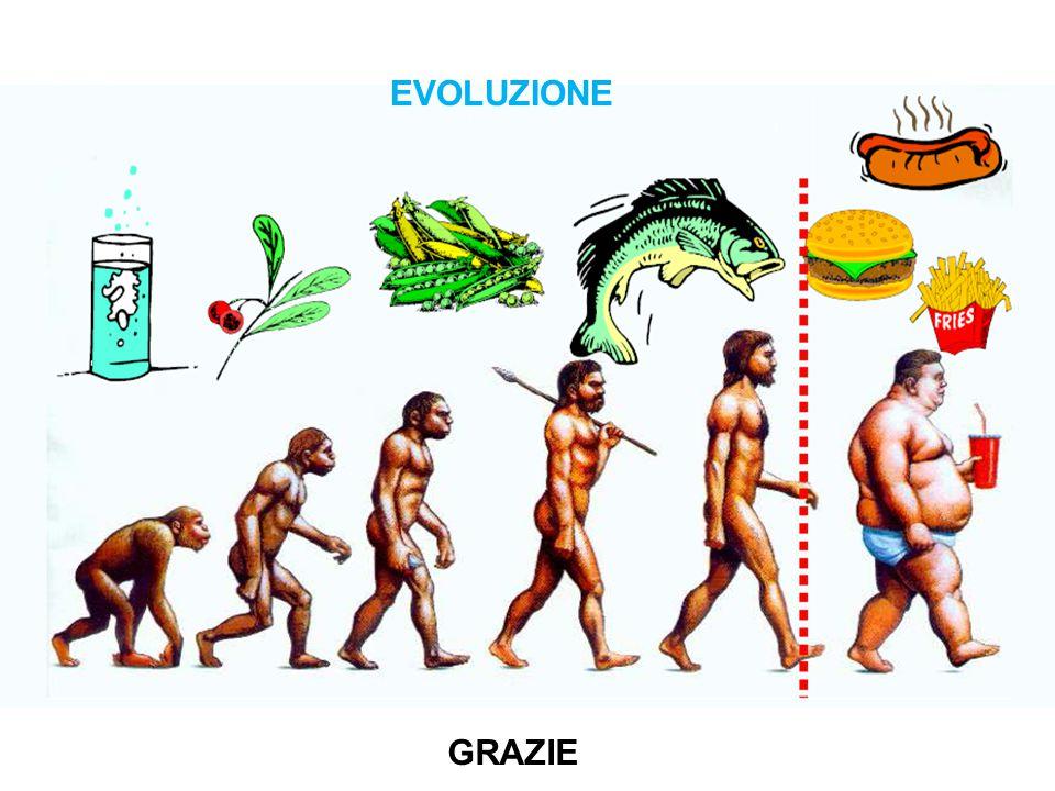 EVOLUZIONE GRAZIE