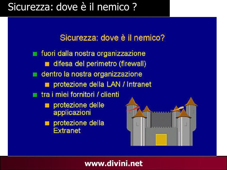 00 AN 18 www.divini.net Sicurezza: dove è il nemico ?