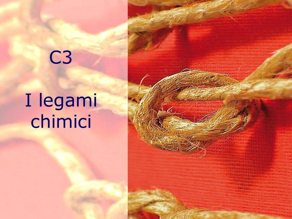 22 Nella molecola considerata, sono presenti due coppie di legame.