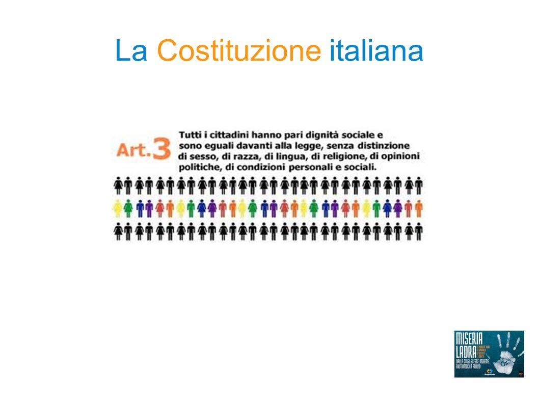 Invece … oggi il sistema Italia propone un concetto di solidarietà snaturato , che supplisce con la beneficenza ciò che dovrebbe essere un diritto .