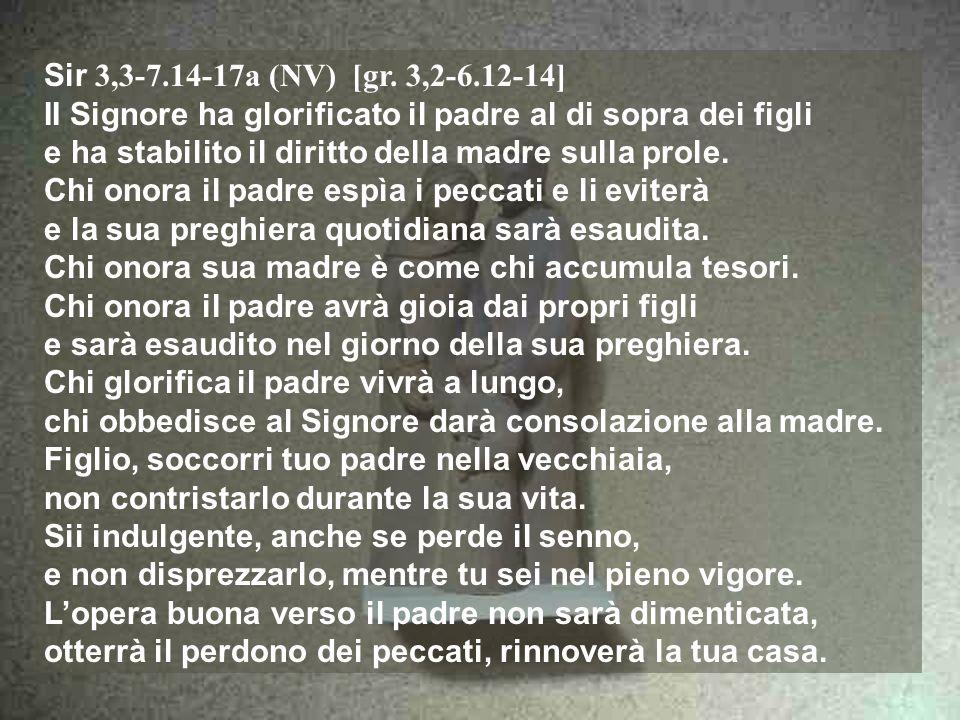 """Anno A La Santa Famiglia Anno 2007 Musica: """"La gloria del Natale"""" della Liturgia Maronita cantato da Suor Marie Keyrouz"""