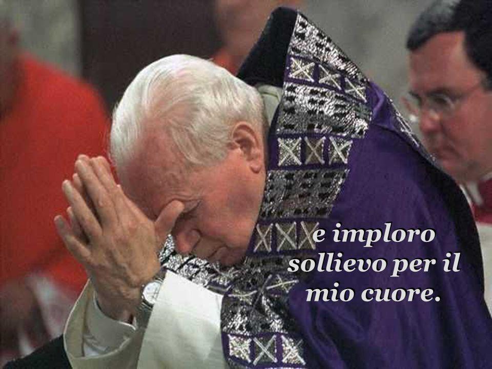 Quante volte parlando con Dio, mi sfogo e piango Quante volte parlando con Dio, mi sfogo e piango