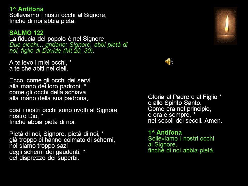 13 LUGLIO 2015 LUNEDÌ - III SETTIMANA DEL SALTERIO DEL T.