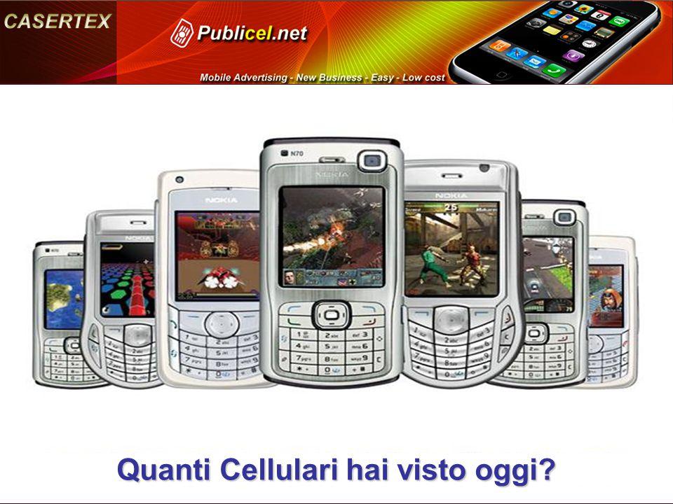 Quanti Cellulari hai visto oggi?