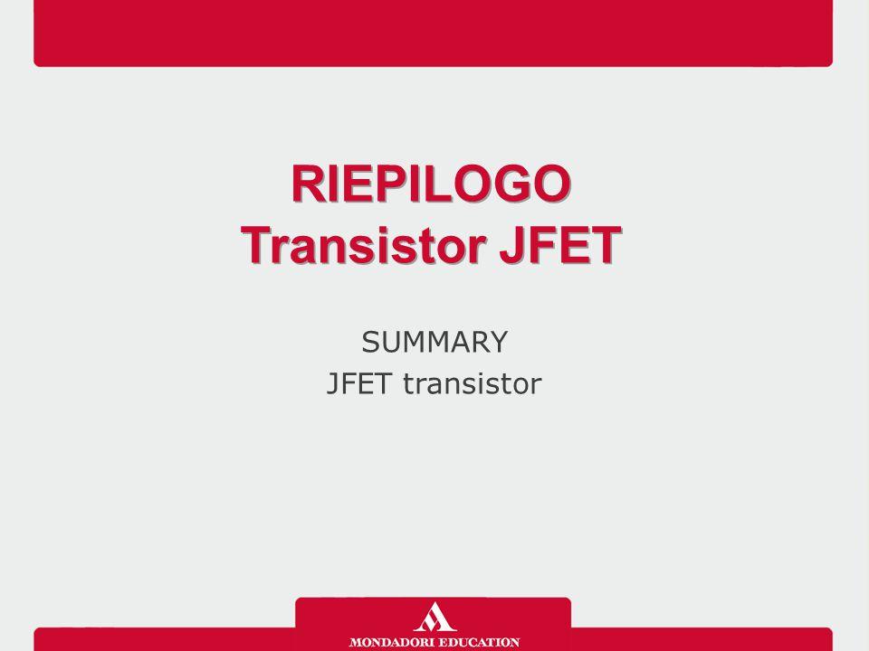 »Il transistor ad effetto di campo, abbreviato con FET, è un dispositivo a semiconduttore che, come il BJT, può essere usato come amplificatore o come interruttore.