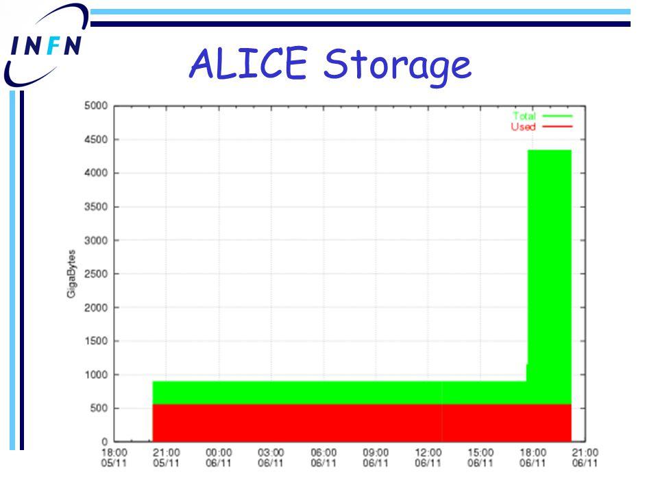 ALICE Storage
