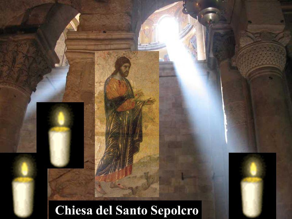 Llosa de la sepultura de Jesús Chiesa del Santo Sepolcro