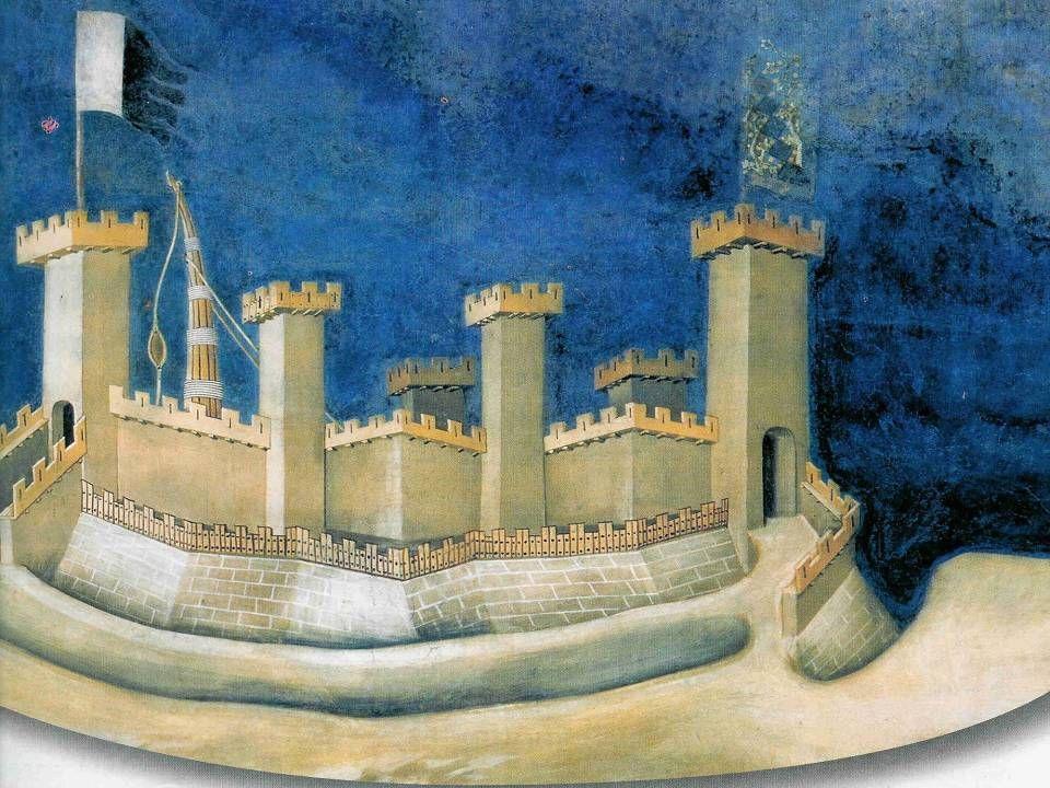 Col nascere di queste signorie locali, nacque il bisogno di avere una protezione, così si crearono gli incastellamenti, cioè un castello fortificato, con un piccolo paese intorno che veniva protetto dal signore locale in caso di guerre.