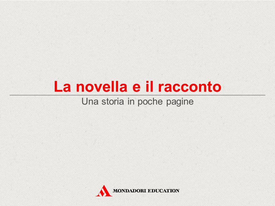 Una storia in poche pagine