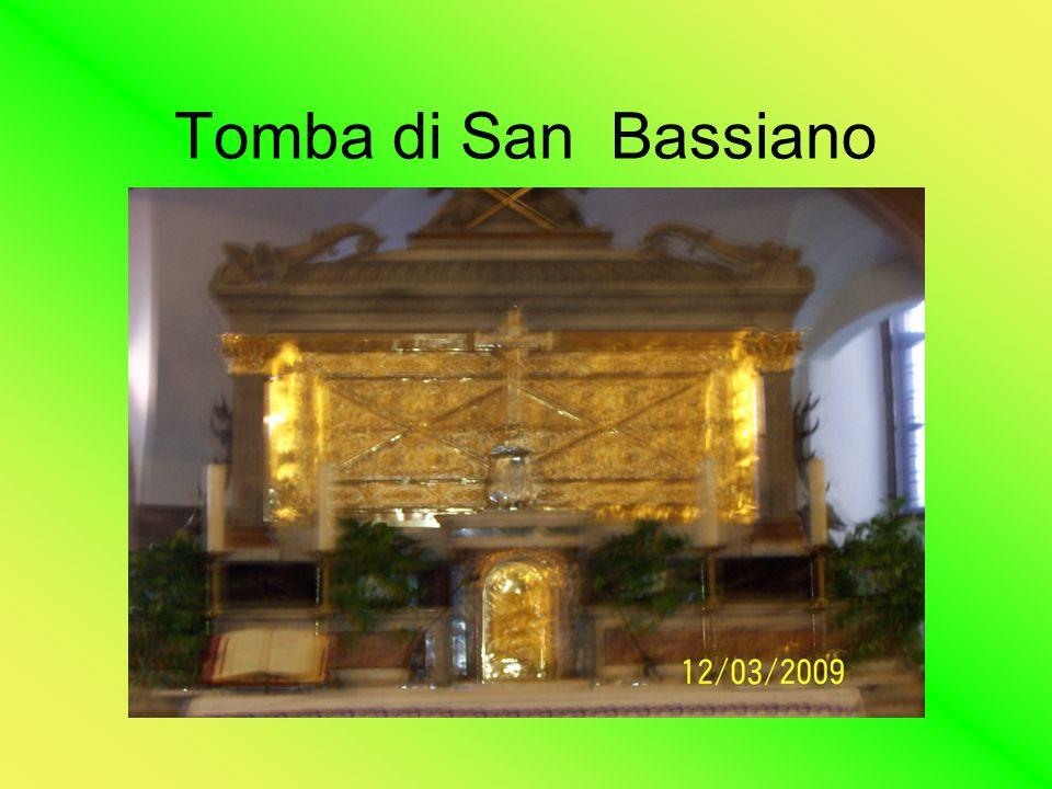 Tomba di San Bassiano