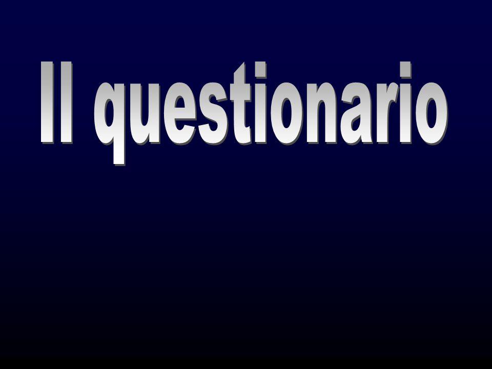 Domande tendenziose (viziate o a risposta pilotata) Comportamenti presunti Focalizzazione nel tempo Concretezza-astrazione Comportamenti e atteggiamenti Desiderabilità sociale delle risposte Domande imbarazzanti Mancanza d'opinione e non so Intensità degli atteggiamenti Acquiscenza Effetto memoria Sequenza delle risposte