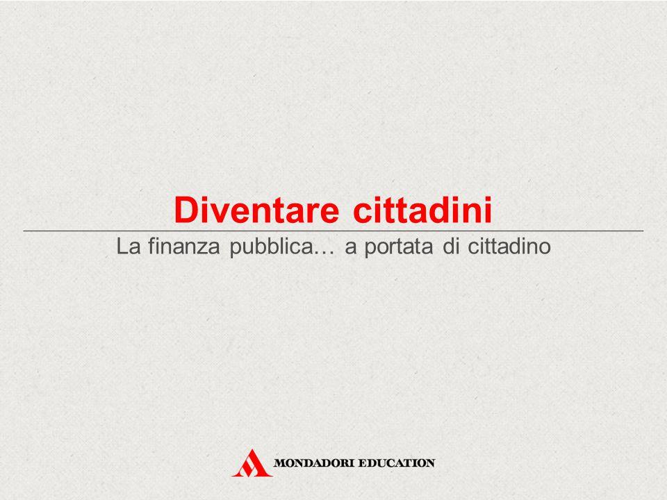 La finanza pubblica… a portata di cittadino