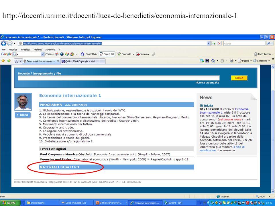 http://docenti.unimc.it/docenti/luca-de-benedictis/economia-internazionale-1