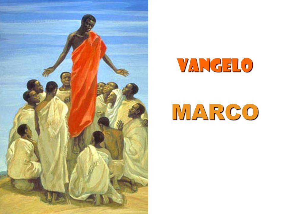 In quel tempo, [Gesù apparve agli Undici] e disse loro: