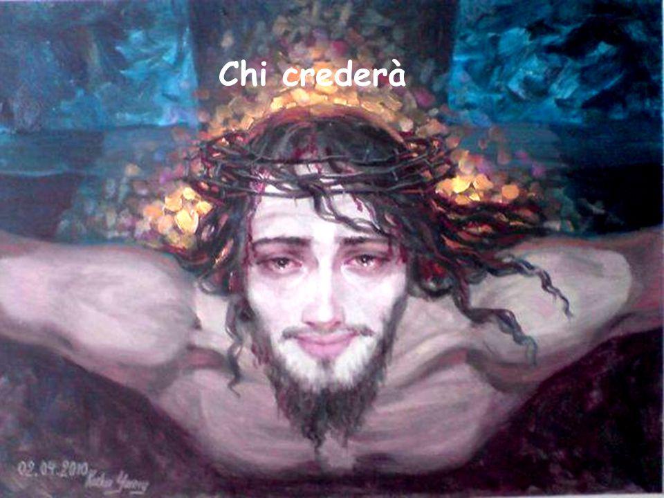 Nell'ultima CIMA vi troverete insieme, con Gesù (Pablo Dominguez) Fate discepoli, condividendo, non imponendo