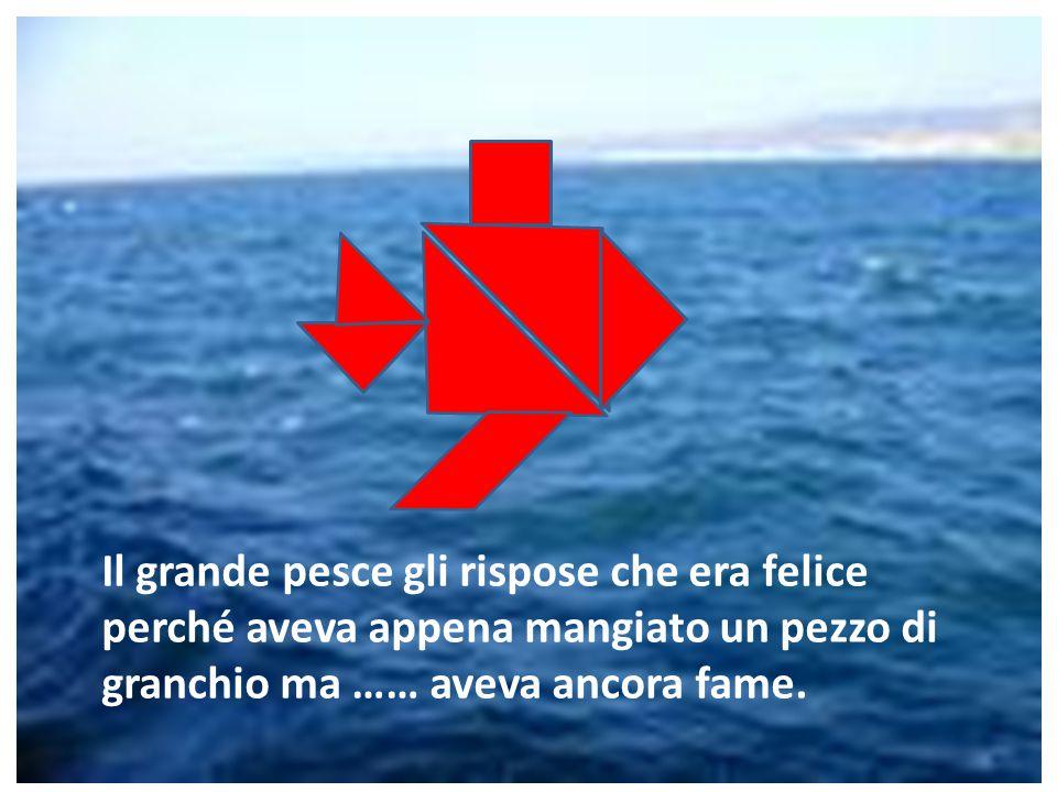 E come vide il pesce che si avvicinava veloce come un siluro, lasciando una grande scia, il cigno ebbe tanta paura …………...