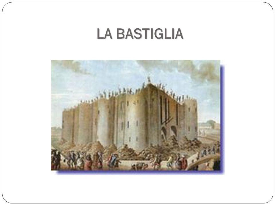 La Bastiglia fu costruita da Carlo V a Parigi nel 1367-1382.
