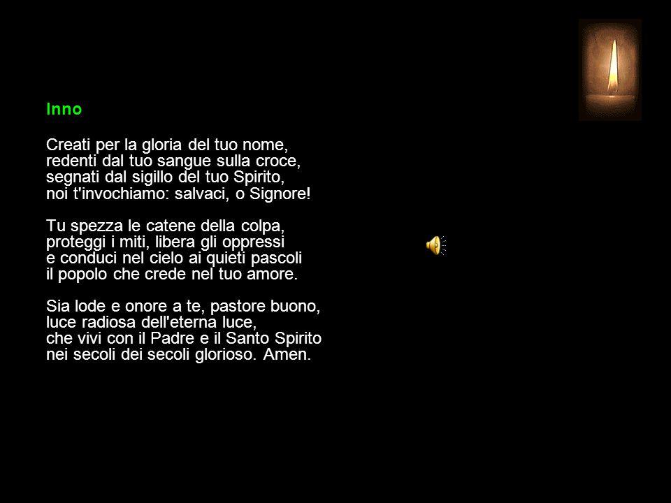 17 LUGLIO 2015 VENERDÌ - XV SETTIMANA DEL TEMPO ORDINARIO UFFICIO DELLE LETTURE INVITATORIO V. Signore, apri le mie labbra R. e la mia bocca proclami