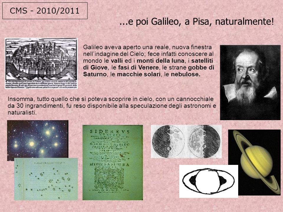 Johannes Kepler (1571 - 1630) In seguito alle osservazioni e misure sempre più accurate, che decine di oscuri astronomi avevano fatto nell'arco di secoli, Keplero formalizzò nelle sue tre leggi, la regolarità (approssimativa) compatibile con le misure, che emergeva nel moto dei Pianeti.