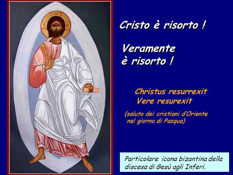 Questo è il giorno di Cristo Signore: Alleluia, alleluia. La pietra scartata dai costruttori è divenuta testata d'angolo; ecco l'opera del Signore: un