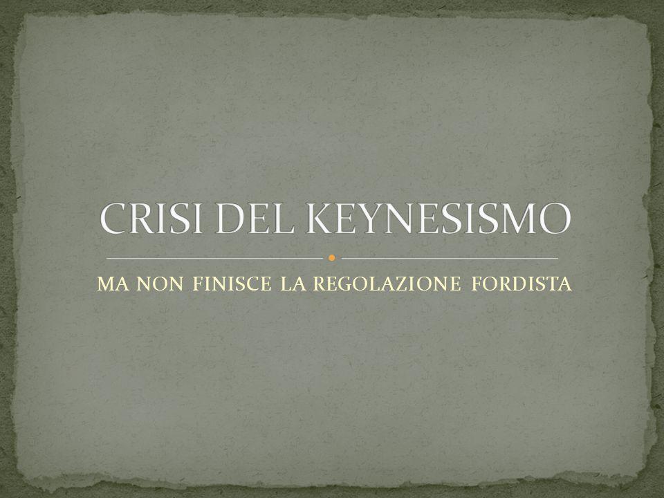 ECONOMICHE : CRESCE L ' INFLAZIONE INSIEME ALLA DISOCCUPAZIONE SATURAZIONE DEI MERCATI ALTI SALARI