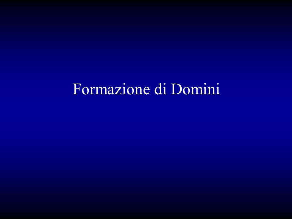 Formazione di Domini