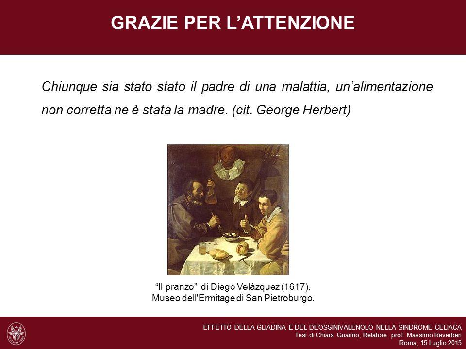 """Chiunque sia stato stato il padre di una malattia, un'alimentazione non corretta ne è stata la madre. (cit. George Herbert) """"Il pranzo"""" di Diego Veláz"""