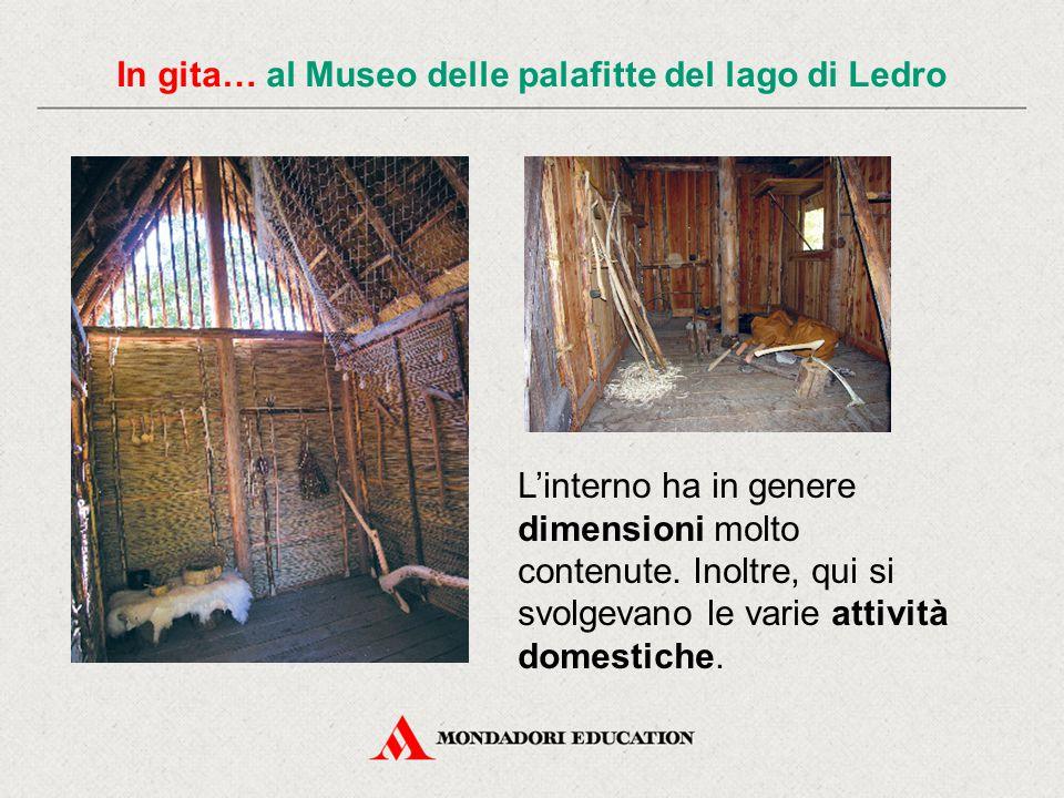 Nel Museo si svolgono molte attività didattiche e laboratori che aiutano a capire come si svolgesse la vita in quel tempo.